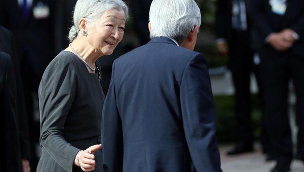 天皇陛下にせきの症状 宮中祭祀への出席を取りやめ - Sputnik 日本