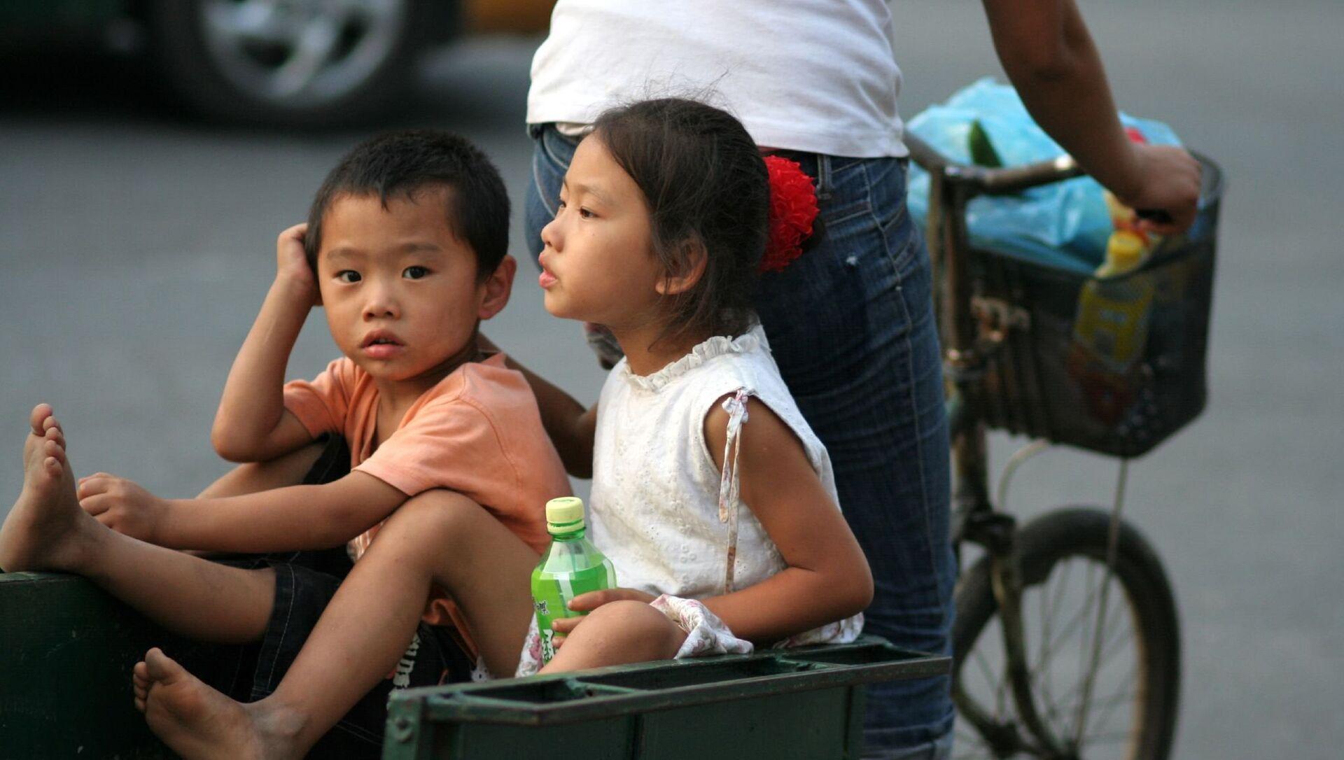 中国の子供 - Sputnik 日本, 1920, 31.05.2021