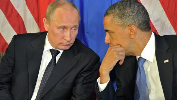 露大統領の演説と露米首脳会談 マスコミとSNSの注目を集める - Sputnik 日本