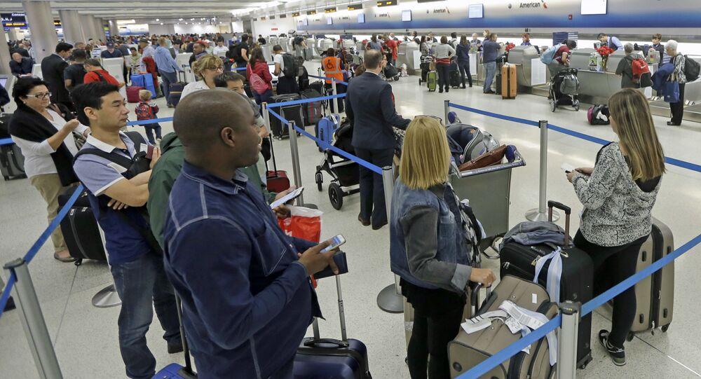 米新安全政策、日本国内8空港が対象に