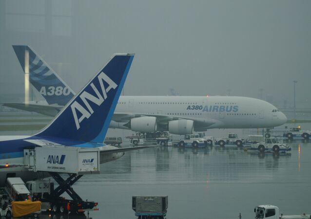 ANA and A380