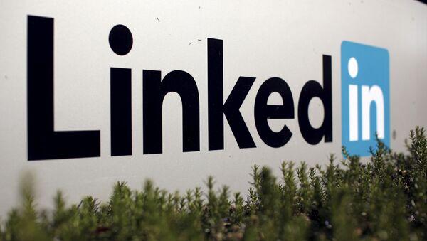 LinkedIn - Sputnik 日本