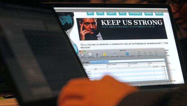 ロイター、ウィキリークスへのCIA文書の可能性のある漏洩源を報じる - Sputnik 日本