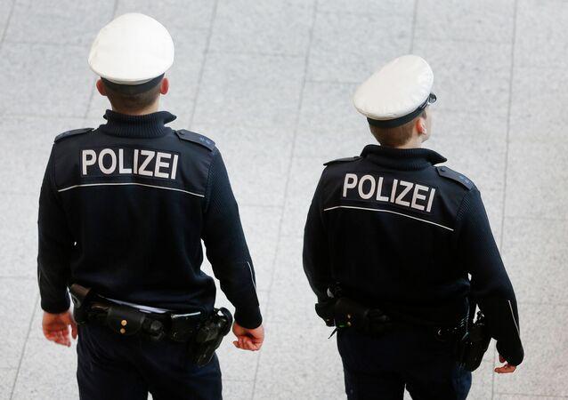 ドイツ、警察