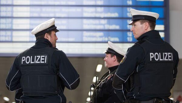 ドイツの警察 - Sputnik 日本