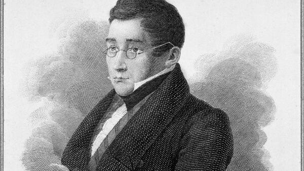 著名な作家であり、優れた外交官であったアレクサンドル・グリボエードフ - Sputnik 日本