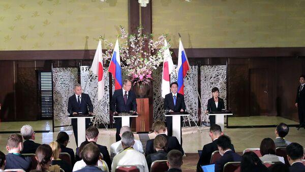 露日外務・防衛担当閣僚協議 抗議の出し合いも顔合わせ皆無よりまし - Sputnik 日本