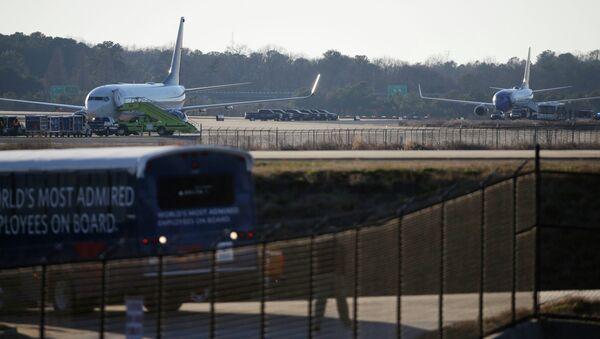 Atlanta International Airport - Sputnik 日本