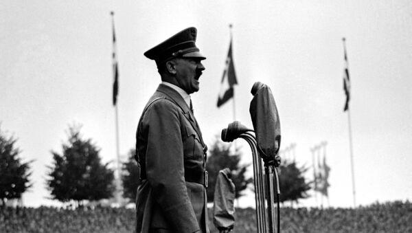 独裁者ヒトラー - Sputnik 日本