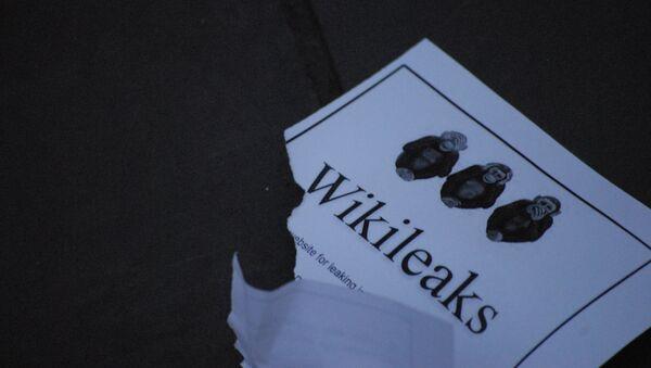 ウィキリークス CIA機密文書を新たに公開 - Sputnik 日本