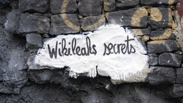 ウィキリークス、CIAの新たな機密文書を公開 - Sputnik 日本