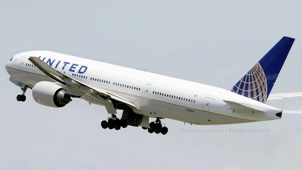 米国航空会社「ユナイテッド・エアライン」の旅客機 - Sputnik 日本