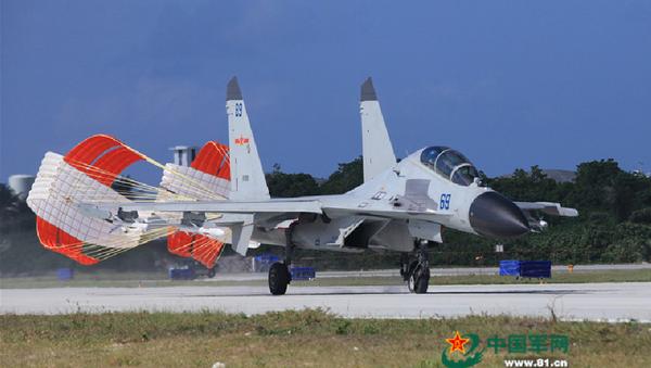 中国 J-11 戦闘機 - Sputnik 日本