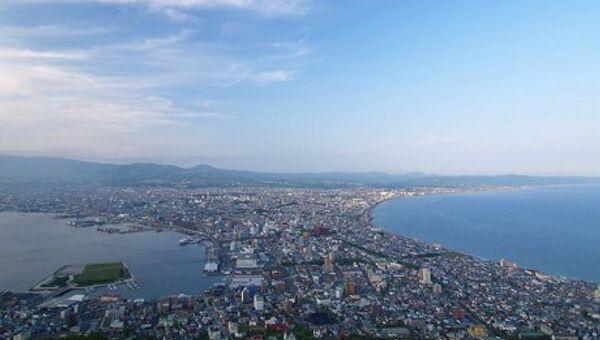 Un séisme est annoncé près de l'île japonaise d'Hokkaido - Sputnik 日本