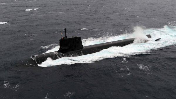 そうりゅう型潜水艦 - Sputnik 日本