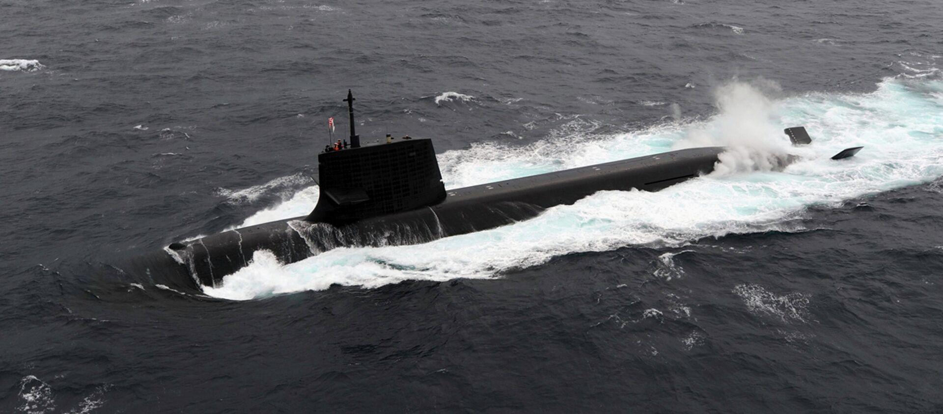 そうりゅう型潜水艦 - Sputnik 日本, 1920, 10.02.2021