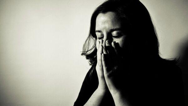 ストレス、女性 - Sputnik 日本