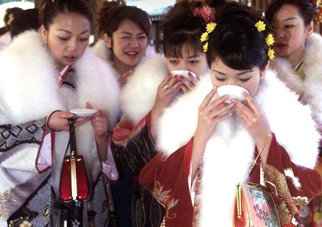復興支援へ被災4県のコメ使用酒の仕込みが開始