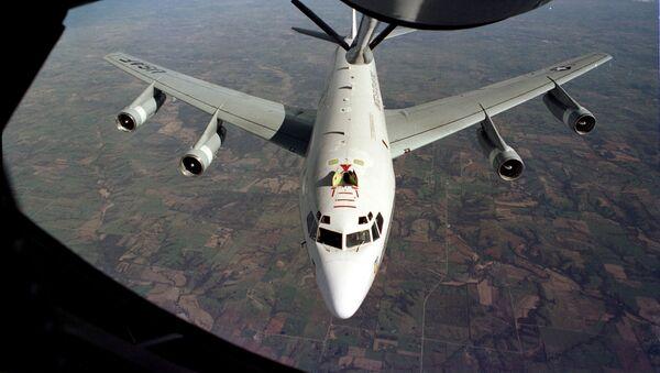 放射線探知航空機WC-135 - Sputnik 日本