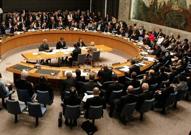 国連安保理(アーカイブ)