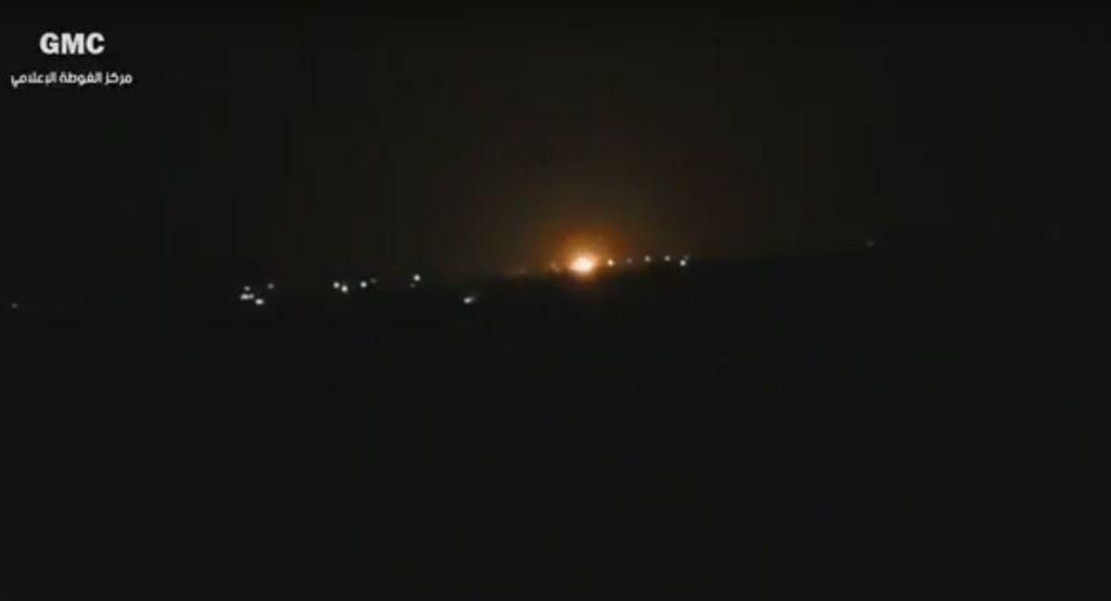 イスラエル、ダマスカス空港付近のヒズボラ「倉庫」を空爆 ロイター
