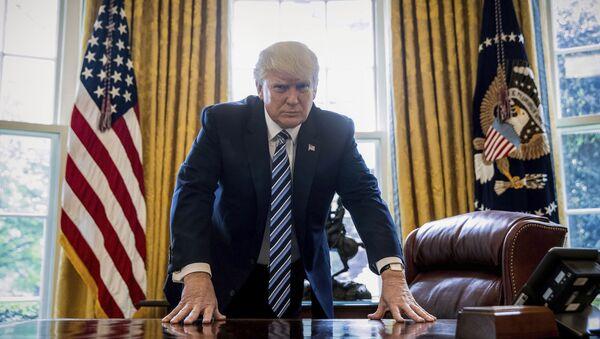 トランプ大統領、ツイッターで北朝鮮批判 - Sputnik 日本