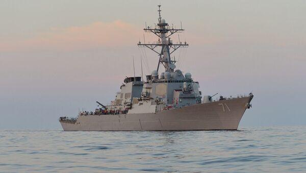 米ミサイル駆逐艦「ロス」、「平和と安定」を目的に明日黒海へ - Sputnik 日本