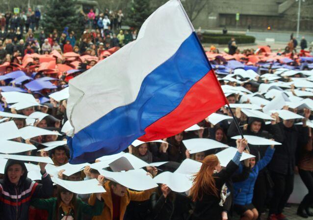 ロシア国民の大多数が祖国を誇りに思う