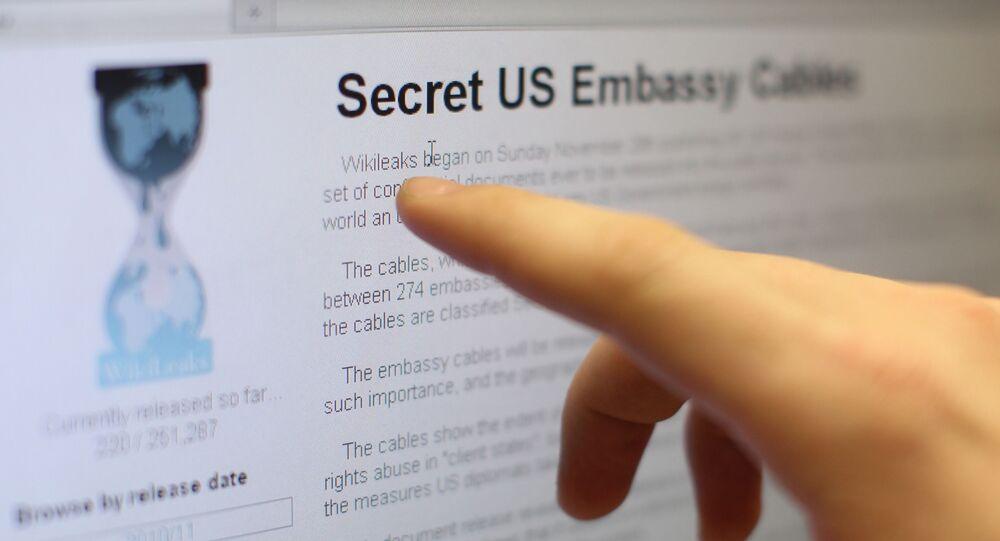 ウィキリークス CIA機密情報「アルキメデス」を公開