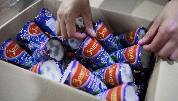 日本でロシア製アイスがまもなく発売 - Sputnik 日本
