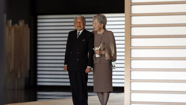靖国神社宮司 天皇批判で退任 - Sputnik 日本