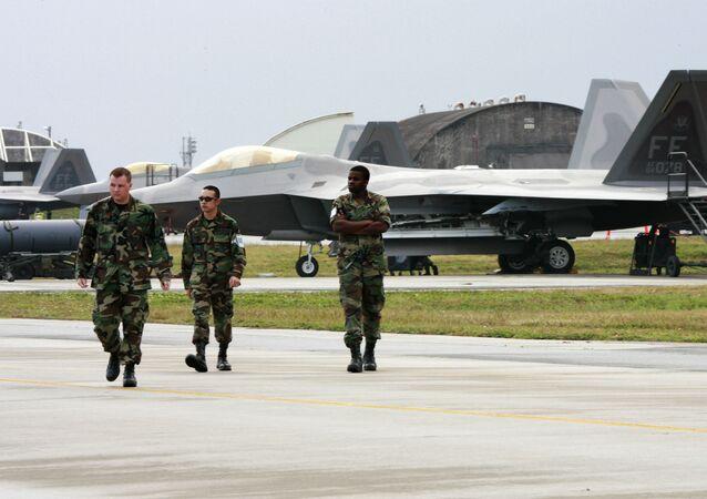 日本、米軍駐留経費延長議定書に署名