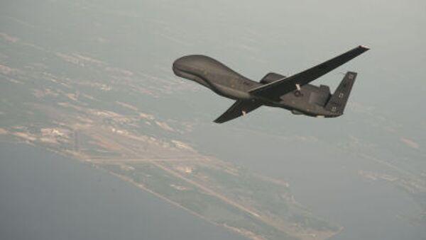 米国の無人偵察機RQ-4 Global Hawk - Sputnik 日本