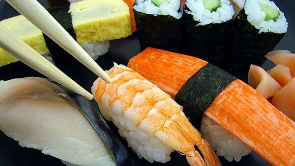 生魚にご用心! 激しい腹痛を起こす寄生虫の被害報告が日本で増加 - Sputnik 日本