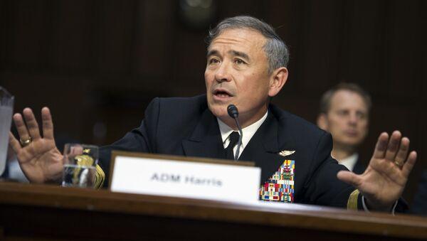 対北朝鮮で「命令があれば軍事攻撃が可能」とハリス米太平洋軍司令官 - Sputnik 日本