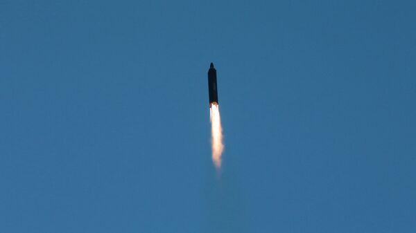 弾道ミサイル(資料写真) - Sputnik 日本