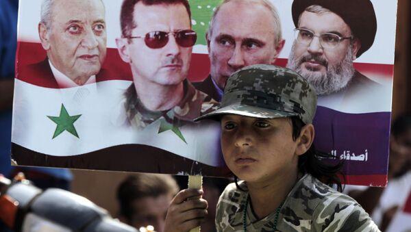 シリア和平協議、合意達成せず 6月に再開 - Sputnik 日本