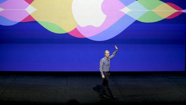 アップル、ソフトバンク基金に出資へ - Sputnik 日本