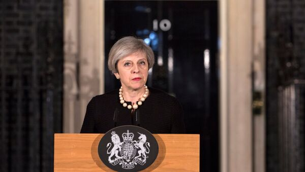 メイ英首相、トランプ大統領に苦言へ テロ事件捜査情報のメディア流出受け - Sputnik 日本