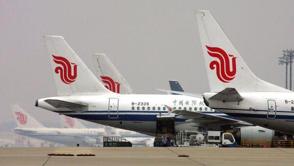 Air Chinaの旅客機 - Sputnik 日本