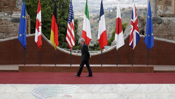 G7、米輸入制限巡り討議へ 首相、公正貿易主張 - Sputnik 日本