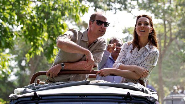ウィリアム王子とキャサリン妃に不和? 近しい関係者の証言 - Sputnik 日本