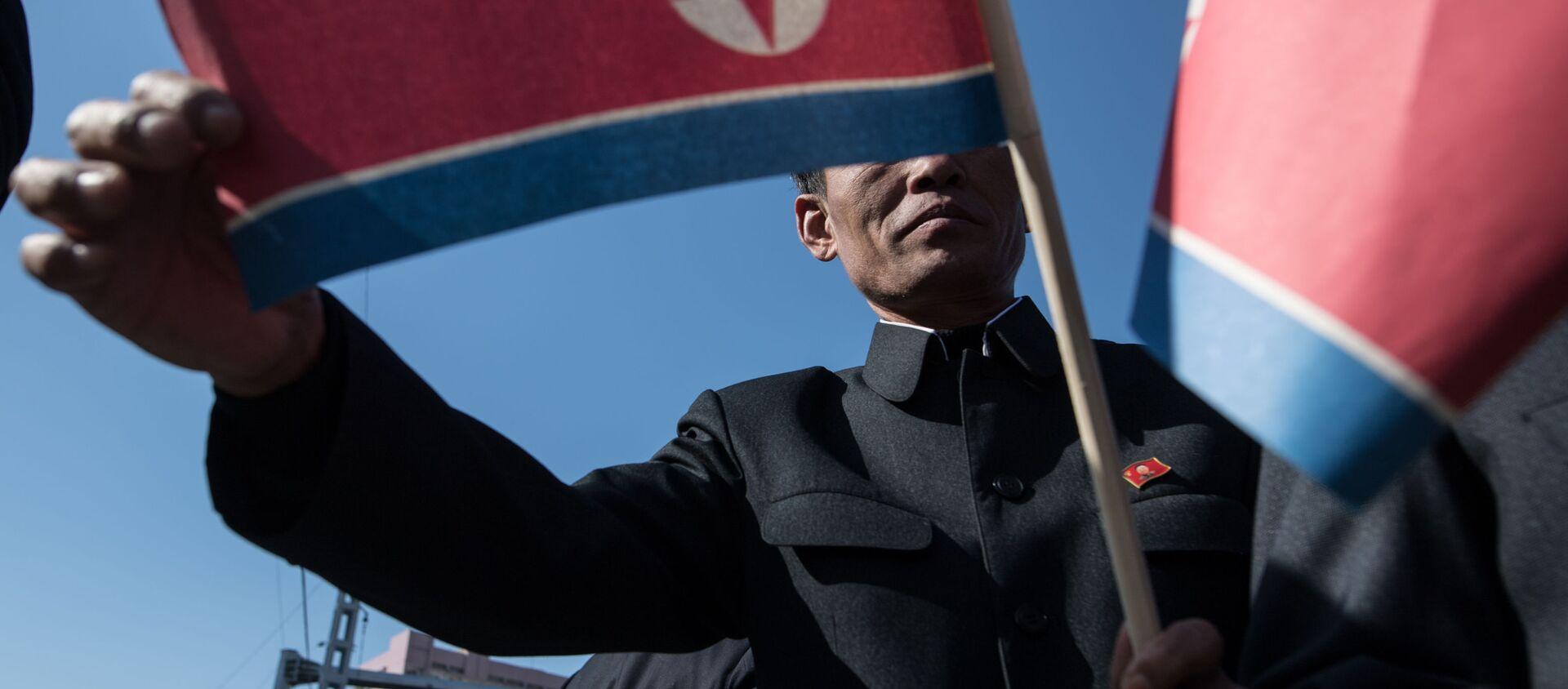 北朝鮮 台風とパンデミックで食糧不足に - Sputnik 日本, 1920, 21.06.2021