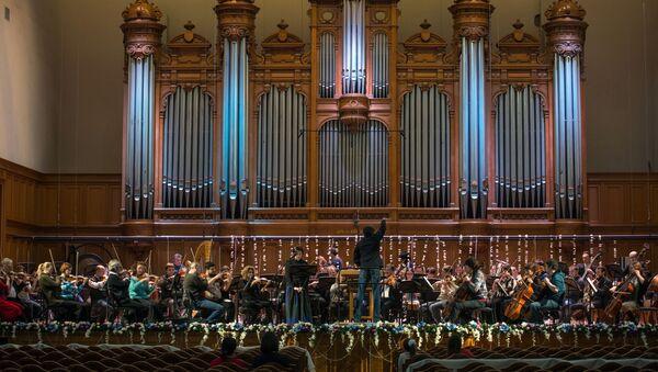 モスクワ音楽院大ホール - Sputnik 日本