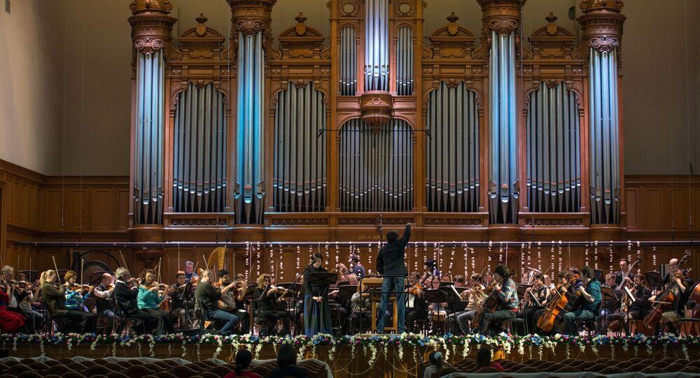 モスクワ音楽院大ホール