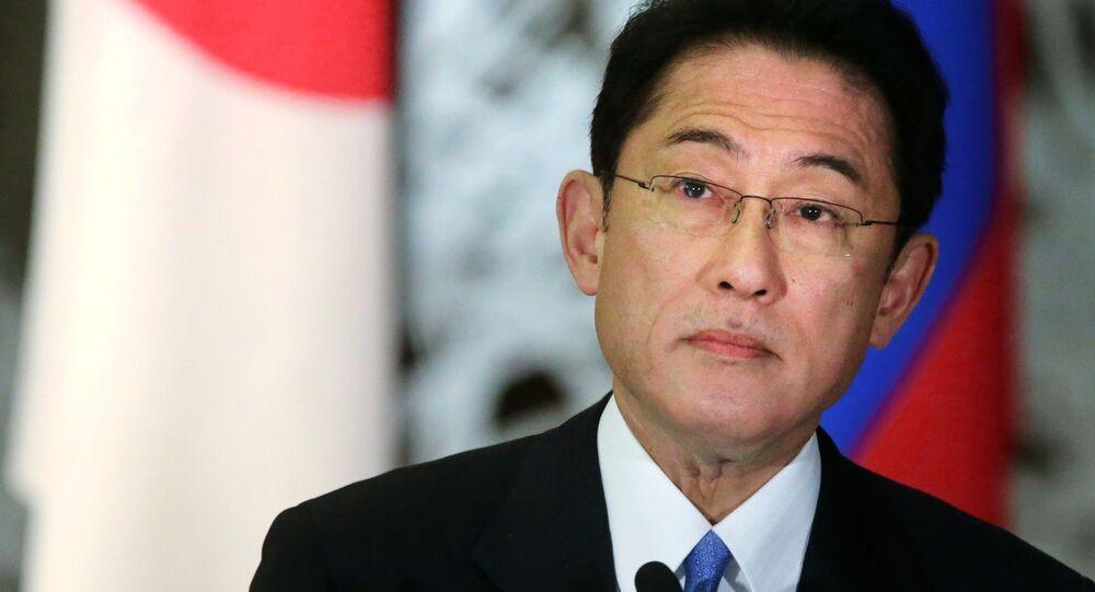 日本の自民党の岸田総裁