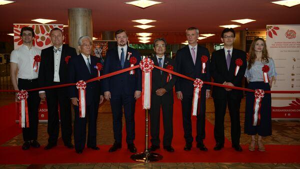 東京で「ロシアの季節」開幕が告げられる - Sputnik 日本