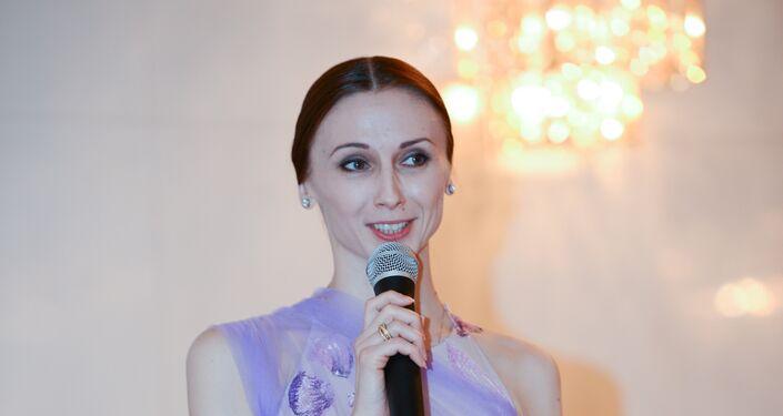 東京で行われた「ロシアの季節」の開会式