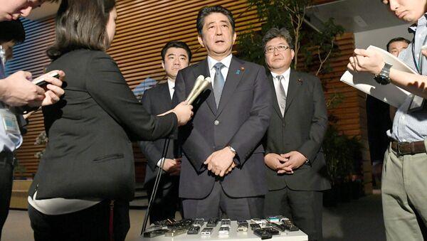 「一帯一路」構想に対する安倍首相のアプローチの変化は一体どこから? - Sputnik 日本