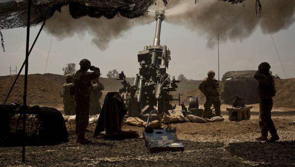 Американские солдаты в Ираке - Sputnik 日本